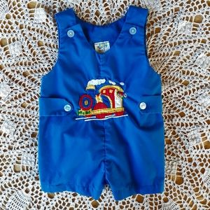 Vintage Baby Overalls | Cuties By Judy